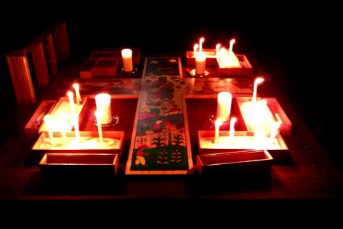 Prayer Around the Cross