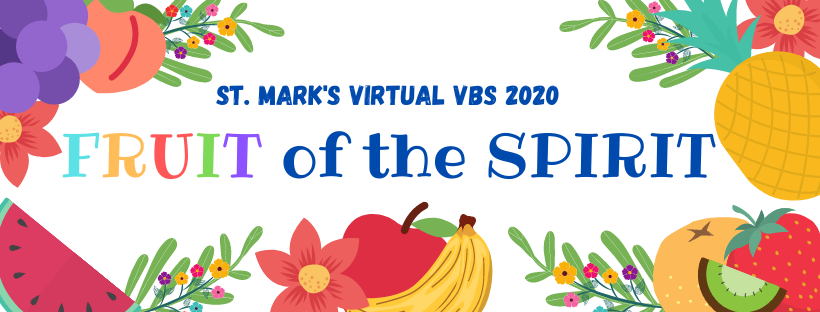 St. Mark's Virtual VBS 2020